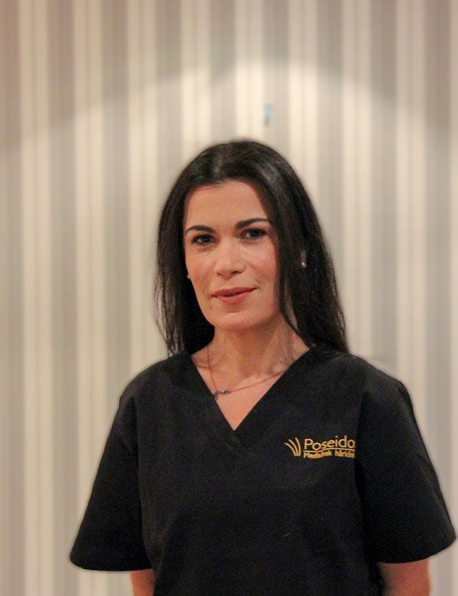 Sykepleier hårtransplantasjon